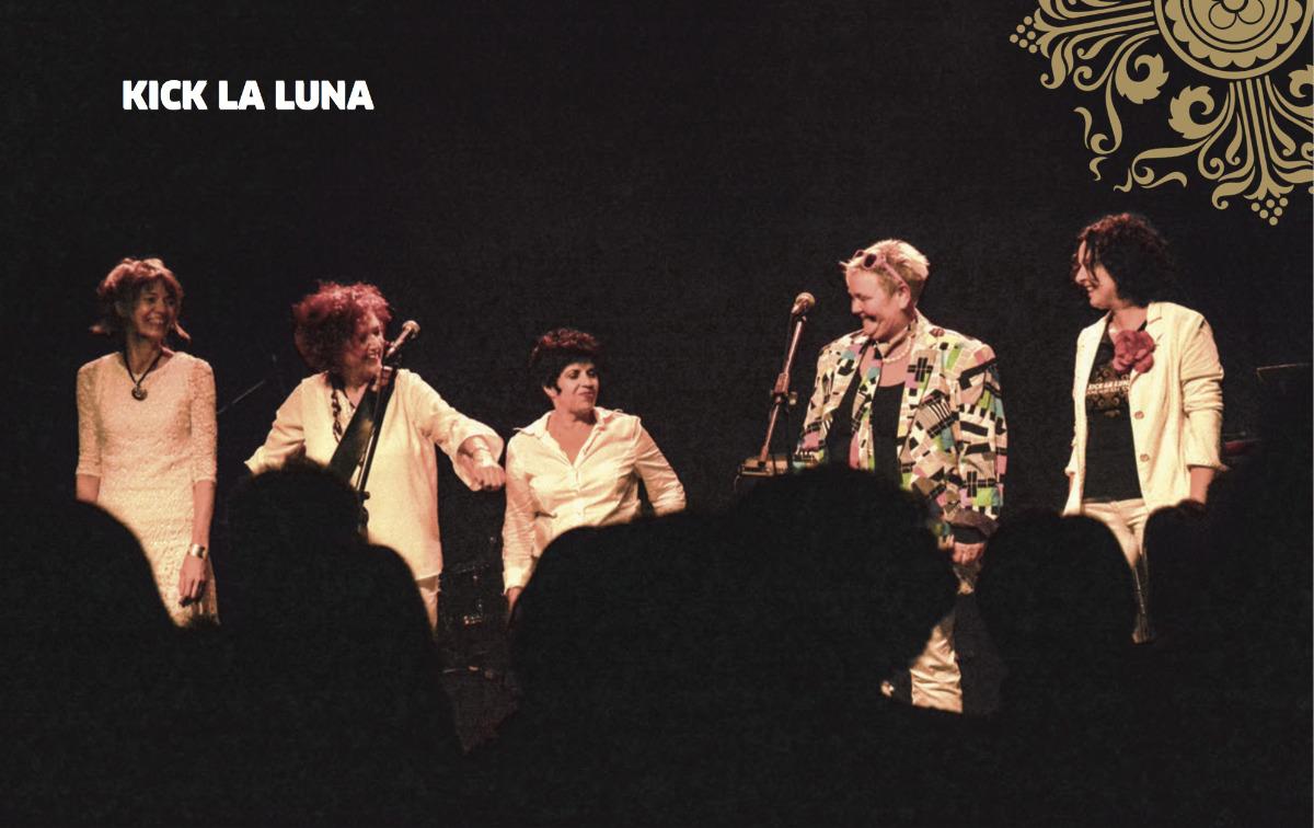 Kick La Luna Bandfoto